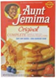 Aunt Jemima Complete Pancake and Waffle Mix 907 g (Pack of 2)
