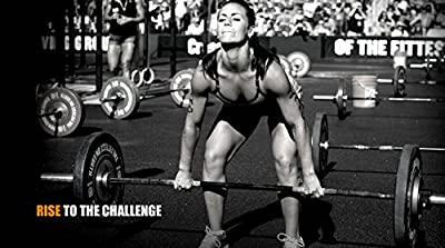 BestWeeks Rise To The Challenge - BodyBuilding Fitness Motivational Art Photo Poster Poster Gym Picture For Wall Decor 14