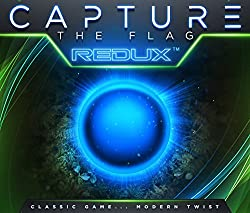 Capture the Flag REDUX - A New Twist on the Classic Outdoor Game by Shenzhen Uidea Gift & Craft Co.,Ltd