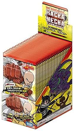 ワンパンマン OH-01 ONE PUNCH MAN ハチャメチャカードゲーム 拡張パック第1撃 ヒーローVS怪人 ~正義執行~ DSP-BOX