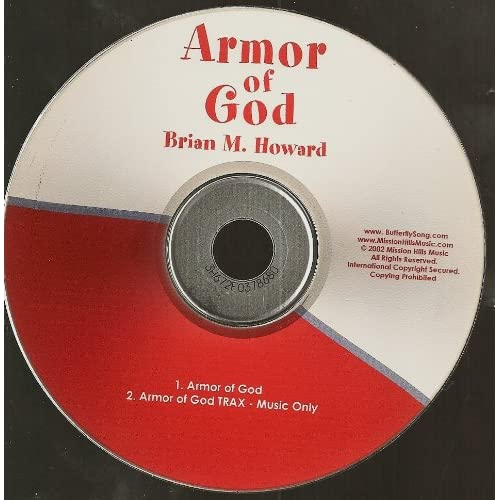 Armor of God TRAX VERSION: Brian M Howard: Amazon.com: Books