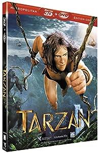 Tarzan [Combo Blu-ray 3D + Blu-ray + DVD]