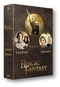 Heroic Fantasy : Legend + Willow + Ladyhawke