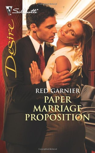 Image of Paper Marriage Proposition (Silhouette Desire)