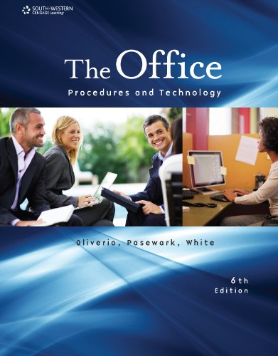 The Office: Procedures and Technology image