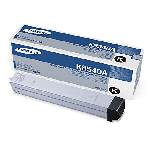 Samsung Laser Toner Cartridge Black CLX-K8540A, 20K Yield