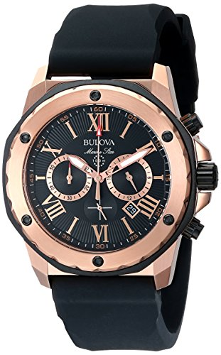 bulova-marine-star-mens-quartz-watch-with-black-dial-chronograph-display-and-black-rubber-strap-98b1