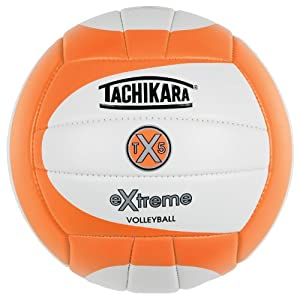 Buy Tachikara TX5 Extreme Recreational Indoor Outdoor Volleyball by Tachikara