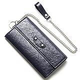 (バレンシアガ) BALENCIAGA 長財布[小銭入れ付き] CLASSIC LEATHER NUIT FONCE [並行輸入品]