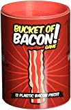 Everybody Loves Bacon! Bucket of Bacon Board game