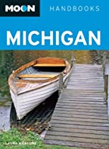 Moon Michigan (Moon Handbooks)