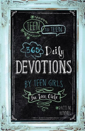 Teen-to-Teen-365-Daily-Devotions-by-Teen-Girls-for-Teen-Girls