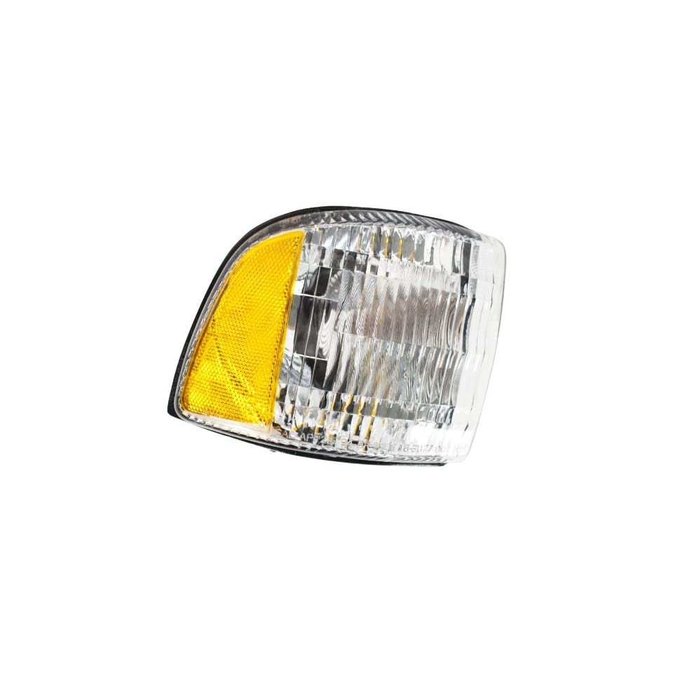 OE Replacement Dodge Pickup Passenger Side Parklight Assembly (Partslink Number CH2521119)