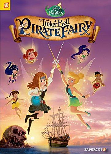 Disney Fairies 16 Pirate Fairy