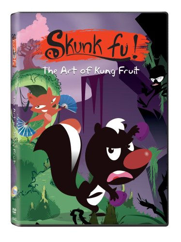 Skunk Fu: The Art of Kung Fruit