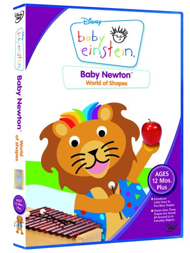 Baby Newton - Discovering Shapes [DVD]