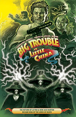 Big Trouble in Little China Vol. 2 (Big Trouble Little compare prices)