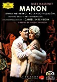 ANNA NETREBKO - MANON - 2 DVD SET