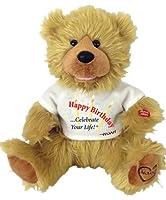 "Chantilly Lane 12"" Noah Bear ""Happy Birthday"" from Chantilly Lane"