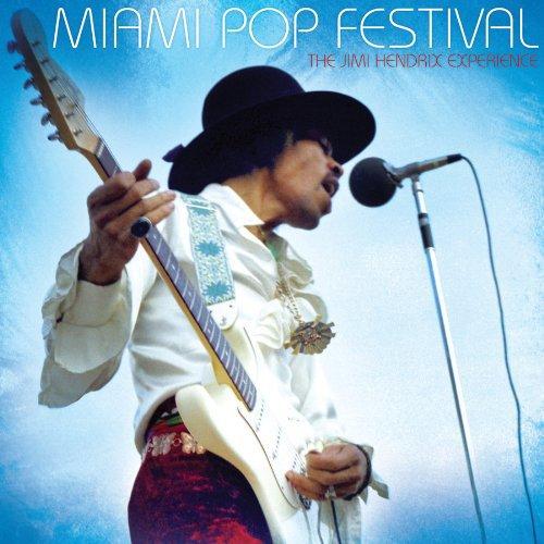 Jimi Hendrix - Miami Pop Festival - Zortam Music