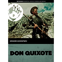 Don Quixote (Mr Bongo Films) (1957)