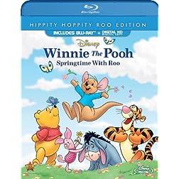 Winnie the Pooh Springtime With Roo [Blu-ray]