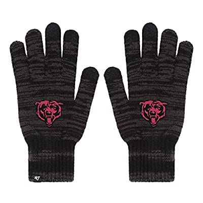 Chicago Bears Charcoal Northmont Womens Gloves