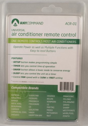 AnyCommand Universal AC Remote Control ACR 01 Home Garden