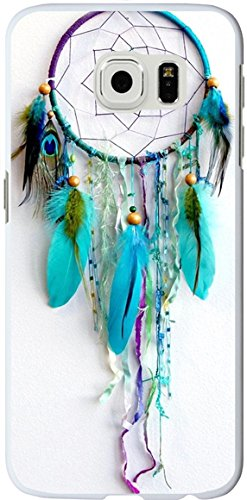S6 Edge Case dreamcatcher,Samsung Galaxy S6 Edge Case elegant dreamcatcher in the wind