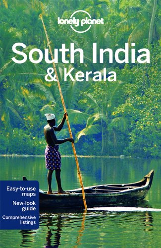 Lonely Planet South India & Kerala (Travel Guide) front-884851
