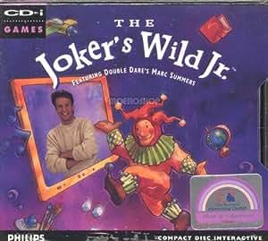 The Joker's Wild Jr - Philips CDI - PAL