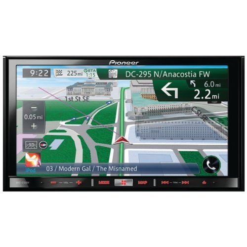 Pioneer AVICZ150BH  In-Dash Navigation AV Receiver