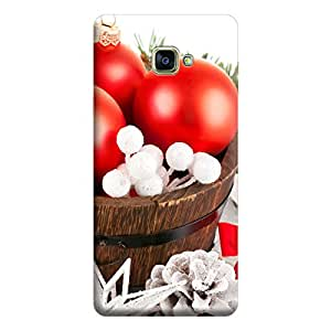 Ebby Premium Printed Mobile Back Case Cover With Full protection For Samsung A3 2016 A310 (Designer Case)