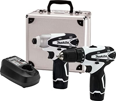 Makita LCT209W 12V max Lithium-Ion Cordless 2-Piece Combo Kit