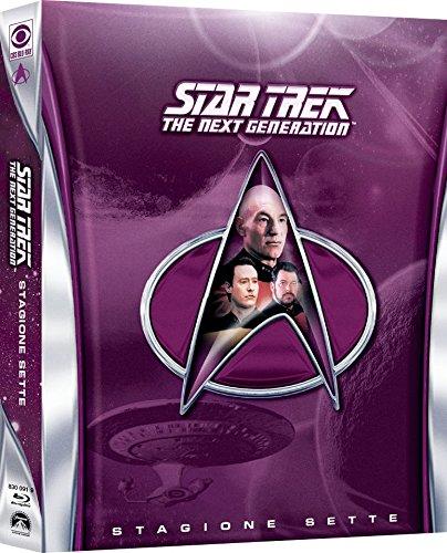 Star Trek: The Next Generation Stagione 7 (6 Blu-Ray)