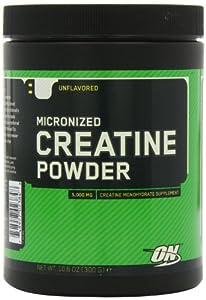 Optimum Nutrition Creatine Powder, Unflavored,  300g