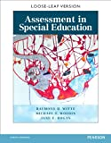 img - for Assessment in Special Education, Pearson eText with Loose-Leaf Version -- Access Card Package book / textbook / text book