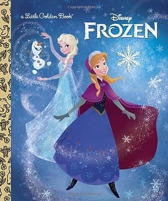 Frozen Little Golden Book (Disney Frozen)