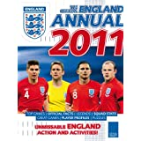 The Official England Annual 2011by Misc