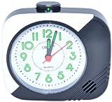 Orpat Beep Alarm Clock (Black, TBB-207)