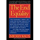 The End Of Equality: Second Edition