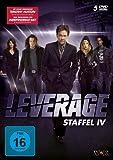 Leverage - Staffel IV [5 DVDs]