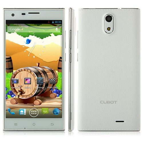Cubot S308 Smartphone 2GB 16GB MTK6582 Android Photo