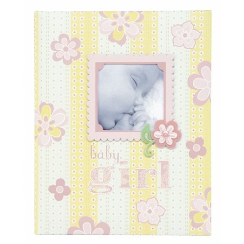 Baby Girl Record Book front-4474
