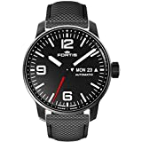 Fortis Cosmonautis SPACEMATIC STEALTH 40mm Automatic Swiss ETA watch 623.18.18