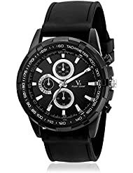V8 Super Speed Black Dial Men's Analog Watch- V8-012