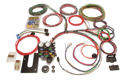 Painless 10103 12 Circuit Pickup Harness With Gm Keyed Column