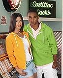 Independent Trading Co Unisex Full-Zip Hooded Sweatshirt AFX90UNZ