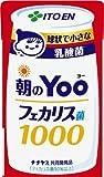 伊藤園 紙朝のYooフェカリス1000 125ml×24本