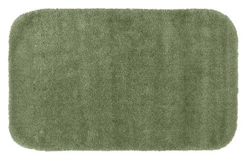 Garland Rug Traditional Plush Washable Nylon Rug, 24-Inch By 40-Inch, Deep Fern front-772722